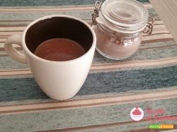 Preparato per la cioccolata calda con bimby