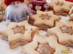 Biscotti Natalizi (senza glutine e senza burro)