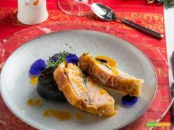 Salmone e patate nere, per godersi un secondo originale e buono!