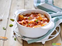 Pasta al forno al pomodoro facile e veloce
