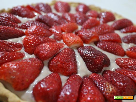 Ricetta: Torta alle fragole