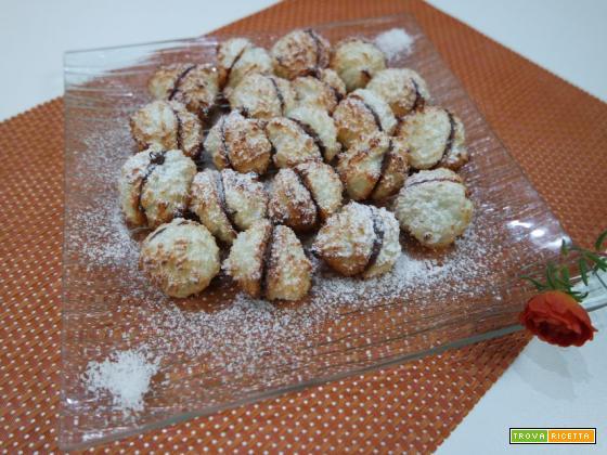 Dolcetti al cocco (con soli 3 ingredienti)