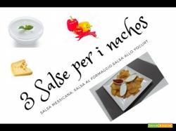 Salse per i nachos