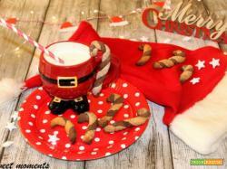 Biscotti bastoncini di zucchero