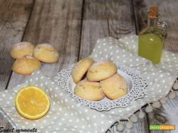 Biscottoni morbidi al limone