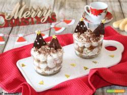 Christmas tiramis senza uova