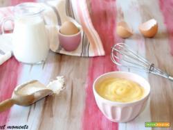Crema pasticcera | ricetta base