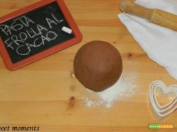 Pasta frolla al cacao | Ricetta base