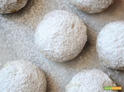 Pecan snowballs di Yotam Ottolenghi