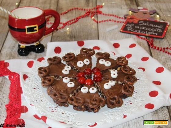 Salame di cioccolato Rudolph