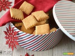 Biscotti senza glutine profumati alla cannella