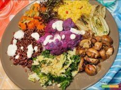 I sette Chakra  – energia colorata nel piatto