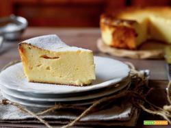 Cheesecake Senza Base
