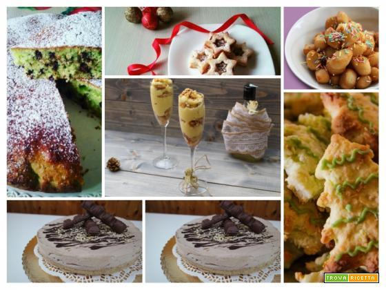 Dolci di Natale: Raccolta di ricette