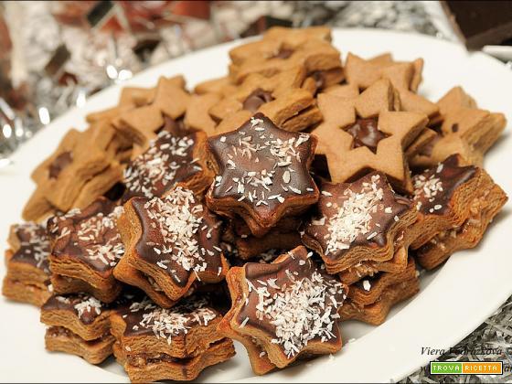 Le stelle di Natale due ricette golose