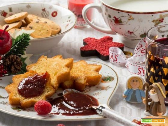 Colazione di Natale, per iniziare al meglio il giorno più bello dell'anno!