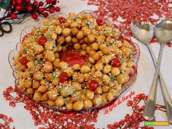 Struffoli di Natale leggeri e fragranti
