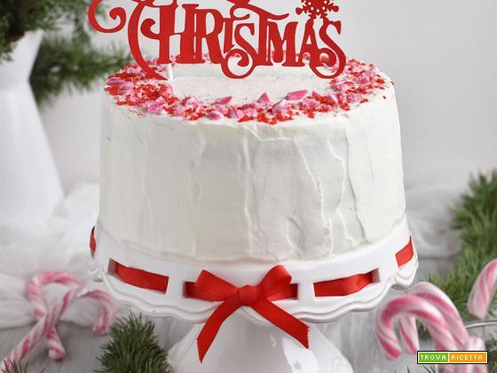 Merry Christmas cake, la torta per Natale