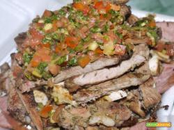 Insalata di carne: Ricetta avanzi di Natale