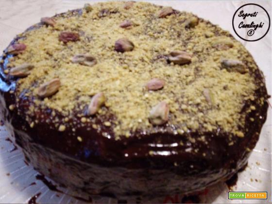 torta cioccolato pistacchio