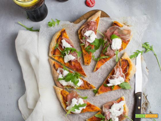 LA MIA PIZZA FATTA IN CASA: poche ore ed è pronta!
