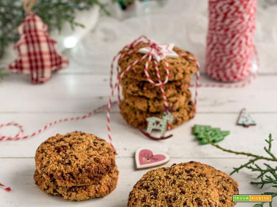 Biscotti con avena e cocco, sani e golosi!