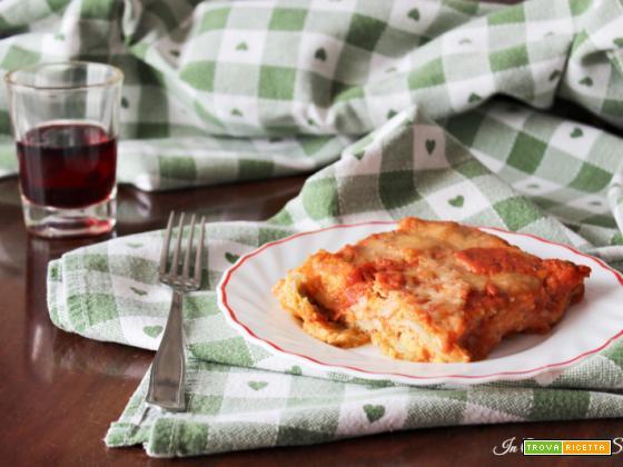 Parmigiana di cardi – ricetta tradizionale umbra