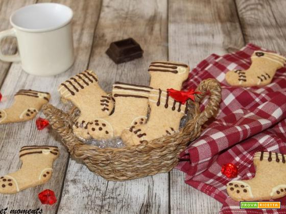 Biscotti calza della befana