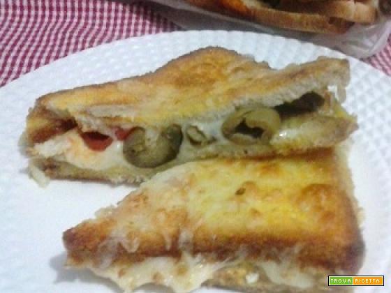 TORTA DI PANCARRE'