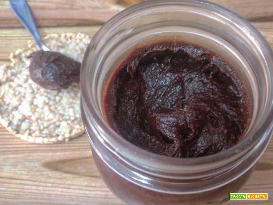 Nutella vegan senza cioccolato
