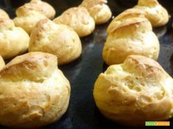 Pasta choux (o pasta bignè)