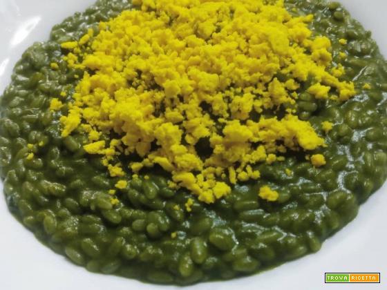 Risotto mimosa
