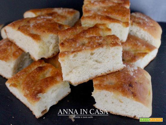 Focaccia dolce Annaincasa