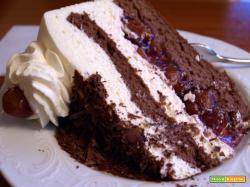 Torta foresta nera: ricetta originale tedesca