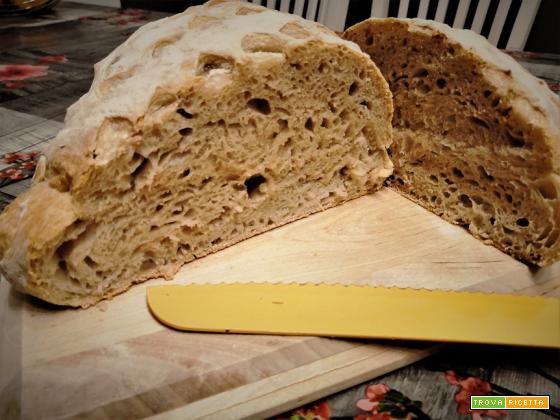"""Pane con farina tipo """"1"""" – Ricetta con Li.Co.Li."""