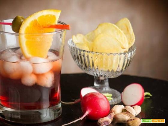 Negroni: come si prepara uno dei cocktail più bevuti al mondo