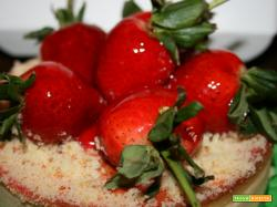 Cheesecake alle fragole: Ricetta veloce
