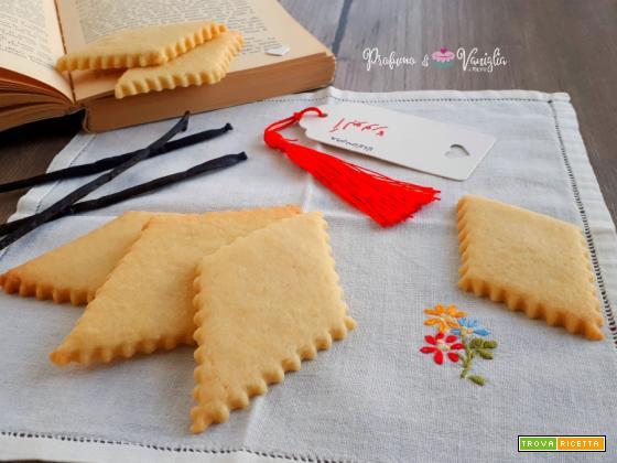 VANILLINI biscottini alla vaniglia