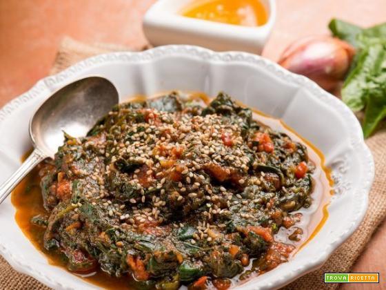 Spinaci all'orientale: minerali, vitamine e tanta bontà!