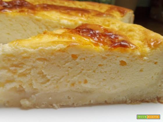 Ricetta: Torta al formaggio dolce