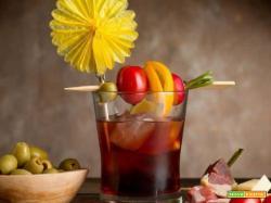 Il cocktail Americano , italiano al 100%
