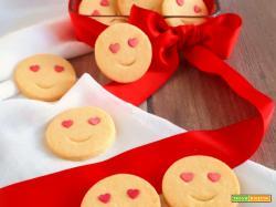 Biscotti LOVE emoticon