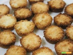 Biscotti al cocco: Ricetta veloce