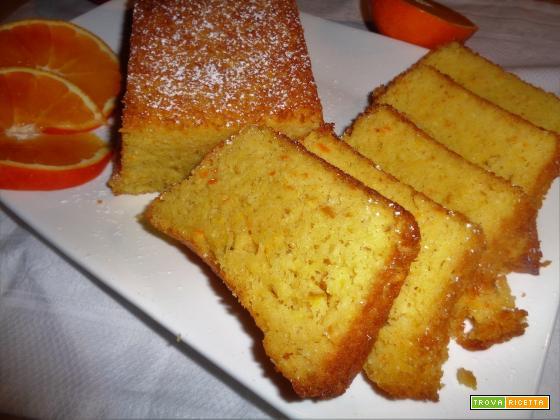 Ricetta – Plumcacke all'arancia con e senza Bimby