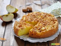 Crostata morbida alle mele