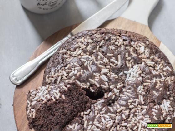 Torta al cioccolato in cinque minuti ricetta