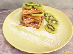 Colazione senza glutine con i Waffles Schär