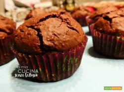 Muffin cocco e cacao