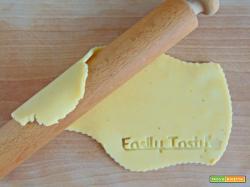 Pasta frolla vanigliata