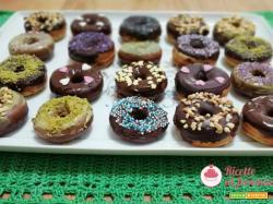 Ricetta Donuts alla piastra